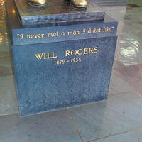 @ the Will Rogers Museum