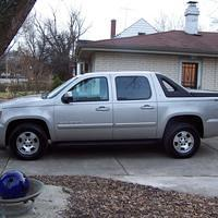New Chevy Avalanche